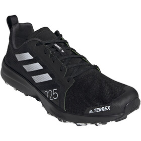 adidas TERREX Speed Flow Trail Running Shoes Men, core black/crystalwhite/solar yellow